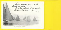 ARCACHON Rare Régates Sur Le Bassin (Faure) Gironde (33) - Arcachon