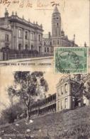 1715/ Launceston, Town Hall & Post Office, General Hospital - Lauceston
