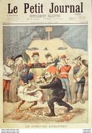 LE PETIT JOURNAL-1897-338-CONCERT EUROPEEN (CAMBON)-(MAROC) GOUVERNEUR Gal ALGERIE - Giornali