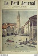 LE PETIT JOURNAL-1897-344-VOIRON(38) INONDATION-(GRECE) CRETE/La CANEE - Newspapers