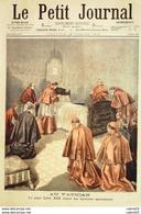 LE PETIT JOURNAL-1903-661-VATICAN LEON XIII-RUSSIE CULTE AGITE-JULES SIMON - Newspapers