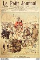 LE PETIT JOURNAL-1906-839-ALGERIE/ORAN-QURELLE Entre JAP/JONATHAN - Giornali