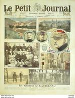 LE PETIT JOURNAL-1919-1467-Gal CASTELNAU, BERLIN REVOLUTION-GUERRE Photos - Newspapers