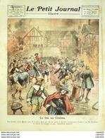 LE PETIT JOURNAL-1921-1604-CHAUMONT-CINEMA/LONDRES-MONTMARTRE-News Photos - Giornali