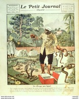 LE PETIT JOURNAL-1923-1715-GROENLAND/ILE JAN MAYN-AFRIQUE SUD-News Photos - Newspapers