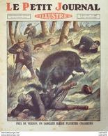 LE PETIT JOURNAL-1931-2098-MADAGASCAR-MOULAINVILLE-LONDRES/TAMISE-AVIGNON-MORVAN - Giornali