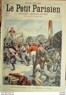 LE PETIT PARISIEN-1901-628-CHARENTON (94)-LONDRES-TRANSVAAL/BOERS/CHATIMENT-FUNERAILLES D Ela REINE - Newspapers