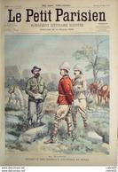 LE PETIT PARISIEN-1901-633-TRANSVAAL KITCHENER/BOTHA-MARIAGE ABYSSINIE/MAKONNEN - Newspapers