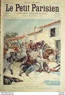 LE PETIT PARISIEN-1901-640-CORANCEZ(28)-VANNES(56)-ALGERIE/MILLANAH - Journaux - Quotidiens