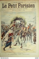 LE PETIT PARISIEN-1901-663-ALGERIE/DUVEY-RIER-ETATS UNIS/SHELBYVILLE/LOI De LYNCH - Journaux - Quotidiens