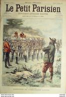 LE PETIT PARISIEN-1901-664-TRICQUEVILLE (27)-TOULON '(83) DIRIGEABLE-TRANSVAAL - Newspapers