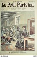LE PETIT PARISIEN-1903-777-MARSEILLE (13)  PRISON MASSOT-ARC TRIOMPE/SUICIDE THIEBAUT PARIS 8 - Journaux - Quotidiens