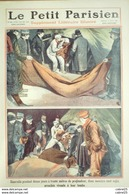 LE PETIT PARISIEN-1911-1148-VENESVILLE (76) DRAME OUVRIER-TISSIER/DESMARETS ASSASSINS - Giornali