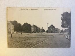 MAASEIK  1921  MAESEYCK BOSCHPOORT   PORTE DE BOIS LE DUC - Maaseik