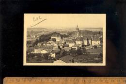 SAINT ST AMOUR Jure 39 : Vue Sur Centre Village Prise Depuis Peyroset / Hotel De L'alliance BOUVIER - Otros Municipios