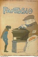 FANTASIO-1918-264-Me SIMONE-BONNET ROUGE - 1900 - 1949