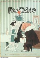 FANTASIO-1931-574-JOSEPH SZULC-ETRENNES Du FACTEUR - Libri, Riviste, Fumetti
