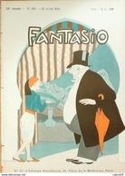 FANTASIO-1931-581-ETIENNE D'ALENCON-Mme BOVARY - Libri, Riviste, Fumetti