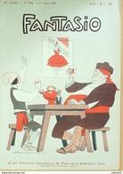FANTASIO-1931-584-TAHITI-VICTOR GILLE- - Libri, Riviste, Fumetti