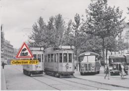 197T - Motrices N°117 Et 149 Du Tramway, Cours Des 50 Otages à Nantes (44) - - Tram