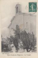 CPA - St Geniès De Malgoire - Le Temple - France