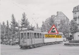 198T - Ensemble Motrice Et Remorque Du Tramway, à Nantes (44) - - Nantes