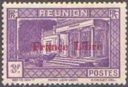 Réunion N° 212 ** Vue -> Musée Léon Dierx à Saint Denis Le 3f Violet - Unused Stamps