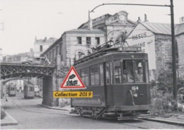 200T - Motrice De Service N°164 Du Tramway, Rue De L'Arche Sèche à Nantes (44) - - Nantes