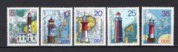 DDR Yt. 1634/1638 MNH** 1974 - DDR