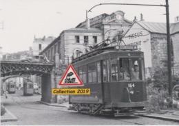 200T - Motrice De Service N°164 Du Tramway, Rue De L'Arche Sèche à Nantes (44) - - Tram