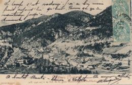 I116 - 05 - CHATEAU-QUEYRAS - Hautes-Alpes - A 24 Km De La Gare De Montdauphin-Guillestre - Frankrijk