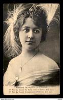 ACTRICE 1900 - SIMONE MAREIX - EPAULES NUES - Künstler