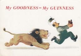 Postcard Advertising My Goodness My Guinness My Ref  B23772 - Advertising