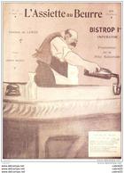 L'ASSIETTE AU BEURRE-1903-120-BISTROP 1er IMPERATOR....PROMOTEUR De FETE NATIONALE...LENGO - Libri, Riviste, Fumetti