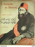 L'ASSIETTE AU BEURRE-1903-135-ARMENIE-ABDUL HAMID II-30ans ASSASSINATS-HRADECKY - Books, Magazines, Comics