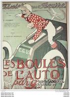 L'ASSIETTE AU BEURRE-1904-193-BOULES De L'AUTO.....GRANDJOUAN - 1900 - 1949