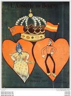 L'ASSIETTE AU BEURRE-1906-270-MARIAGE D'ALPHONSE XIII...CAMARA - Books, Magazines, Comics