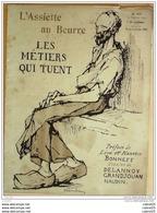 L'ASSIETTE AU BEURRE-1907-303-LES METIERS Qui TUENT......GRANDJOUAN DELANNOY - 1900 - 1949
