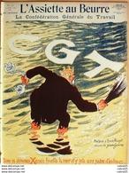 L'ASSIETTE AU BEURRE-1907-331-CONFEDERATION Gale Du TRAVAIL....GRANDJOUAN - Books, Magazines, Comics