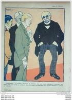 L'ASSIETTE AU BEURRE-1908-365-MESSIEURS Les ATTACHES Ou POUX De La REPUBLIQUE....POULBOT BERNARD - Books, Magazines, Comics