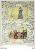 L'ASSIETTE AU BEURRE-1909-448-NICOLAS II, SA VIE,son OEUVRE, Sa FAMILLE....OSTOYA - Libri, Riviste, Fumetti