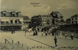 Zandvoort / Strandweg (Hotel Driehuizen) 1907 - Zandvoort