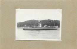 BATEAU DE GUERRE - Chasseur 96  (photo  Années 20, Format 8,3cm X 5,6cm) - Boten