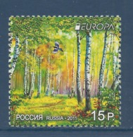 Russie - Europa - Yt N° 7219 - Neuf Sans Charnière - 2011 - 1992-.... Fédération