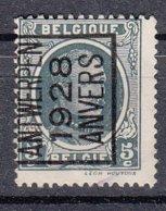 BELGIË - PREO - 1928 - Nr 171 A - ANTWERPEN 1928 ANVERS - (*) - Préoblitérés
