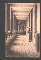 Jemelle - Pensionnat Des Religieuses De La Doctrine Chrétienne - Corridor De La Ste Famille - Entrée Principale - Rochefort