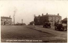 THE CROSS ROADS - WAKEFIELD ROAD AND GELDERD ROAD - LEEDS - Leeds