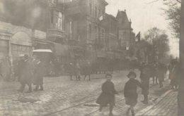Spa - Carte-photo - Guerre 14-18 - Groupe De Militaires - 2 Scans - Weltkrieg 1914-18