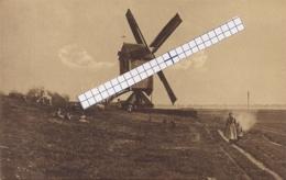 """OORDEREN-ANTWERPEN""""DE VERDWENEN WINDMOLEN 1898-HERUITGAVE DAVIDSFONDS VAN EKEREN """" - Antwerpen"""