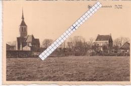 """WILMARDSDONCK-ANTWERPEN""""ZICHT OP DE ST.LAURENTIUSKERK""""UITG.GIJS VAN BOUWEL - Antwerpen"""